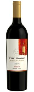Robert Mondavi Meritage Private Selection 2013 750ml